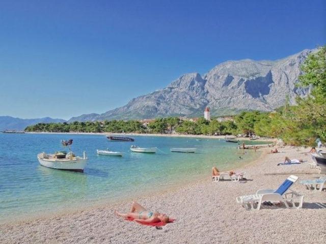 Путешествие в Хорватию — Промайна