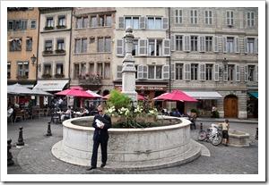 Площадь Бург де Фур