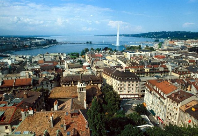 Что посмотреть в Женеве