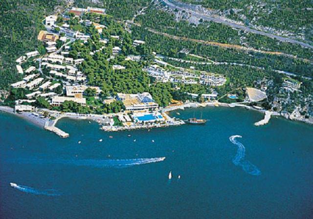 Курорт Лутраки отдых с пользой для здоровья