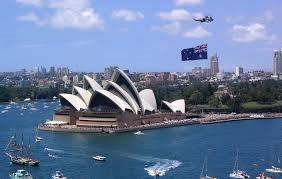 Отдых и туризм в Австралии