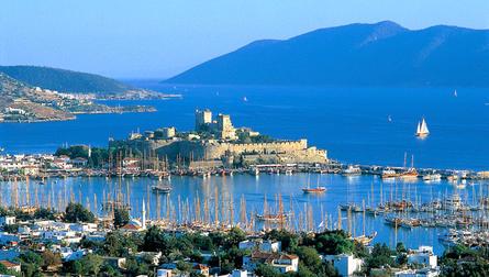 Замечательный отдых на Эгейском море в Бодруме