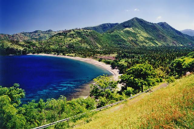Индонезия — остров Ломбок