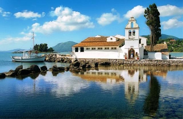Экскурсии по острову Корфу в Греции