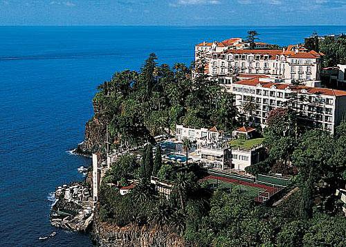 Отдых на острове Мадейра в Португалии