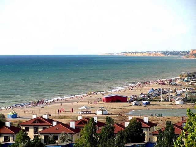 Отдых в Любимовке – прелести морского курорта
