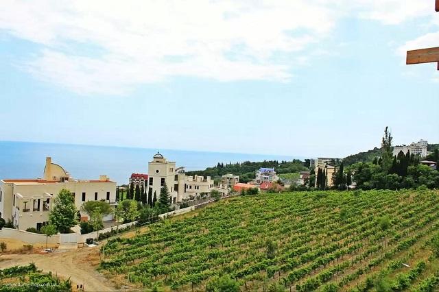 Виноградное – здоровый отдых у самого моря