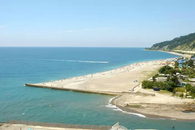 Обзор пляжей Сочи