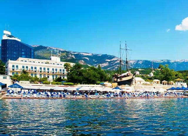Безукоризненный сервис популярных курортных комплексов Крыма