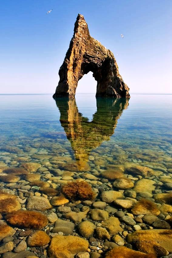 Волшебное таинство необычных мест Крыма