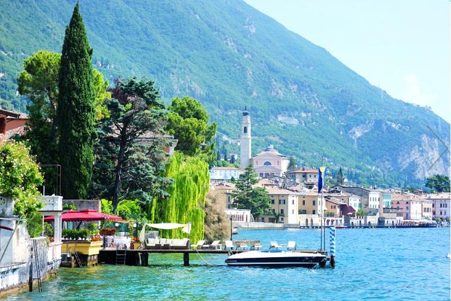 Озере Гарда и Италии