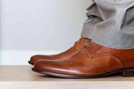 Обувной мужской этикет