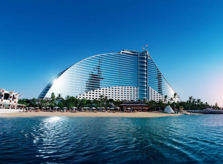 Отель Jumeirah ОАЭ