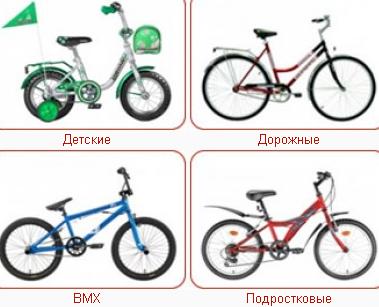 Купить велосипед в СПБ: ищем выгодное предложение