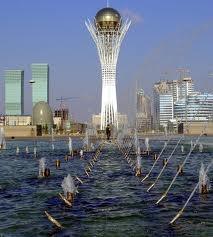 Страна угля и нефти — Казахстан