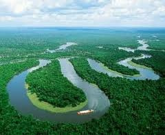 Самые крупные реки мира