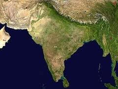 Состав территории, географическое положение Южной Азии