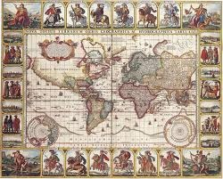 Новое развитие географии