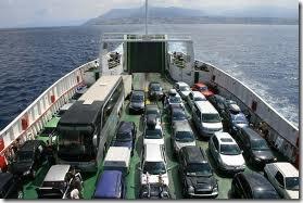 Морской транспорт играет исключительно важную роль во внешних перевозках Италии