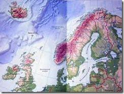 География Северной Европы