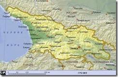 География Грузии