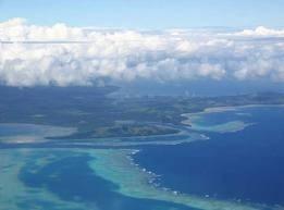 География островов Фиджи