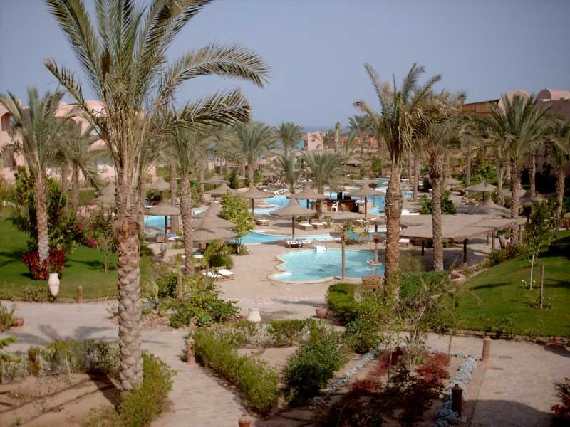 курорт Марса-Алам