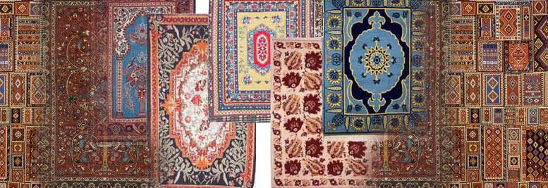шекинские самотканые ковры