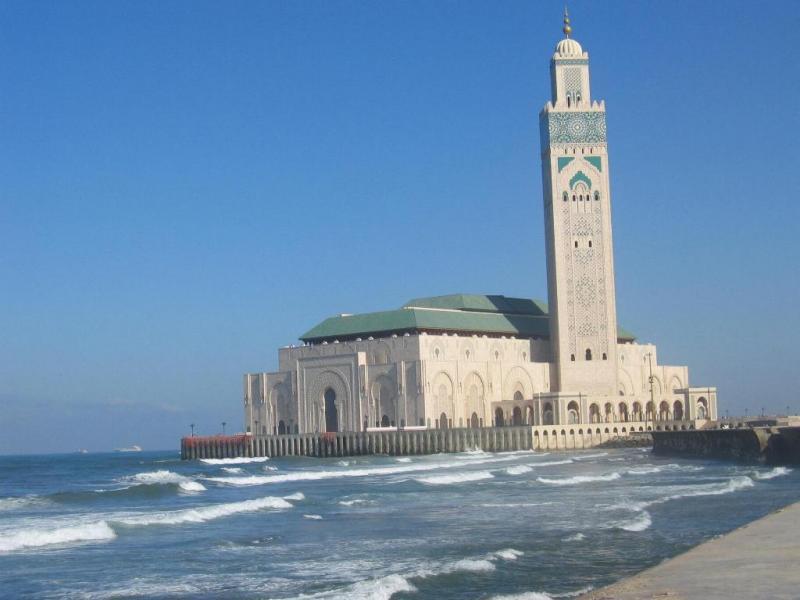 мечеть Хассана Второго