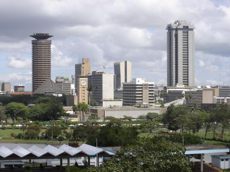 Столица Кении Найроби