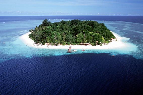 Остров Сипадан – остров Черепах