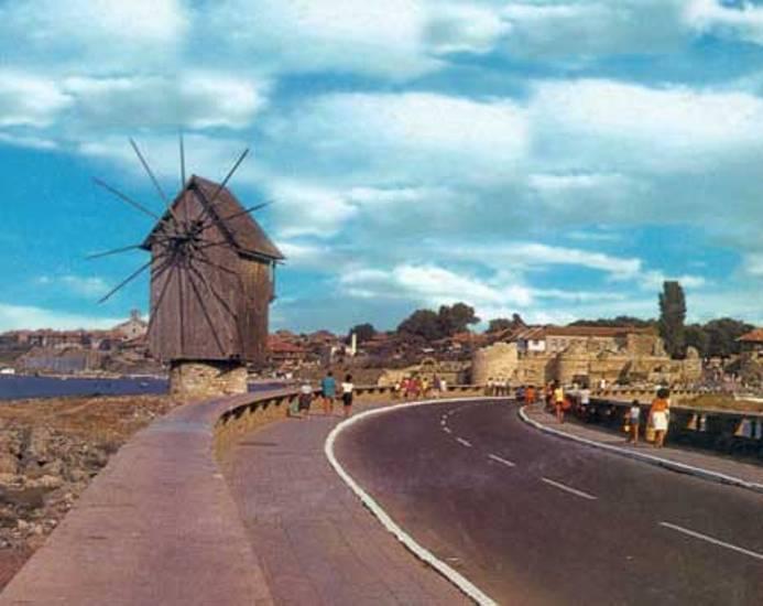 старинный город Несебр