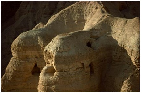 пещеры Кумрана