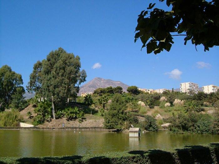 парк Ла Палома