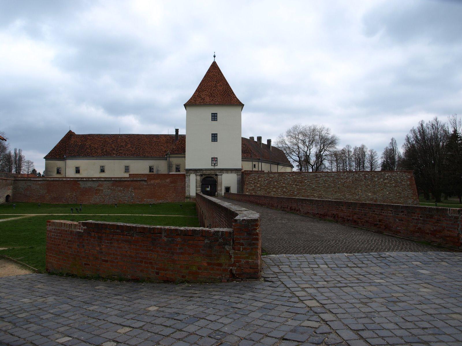 Замок-музей имени Ференца Надашди