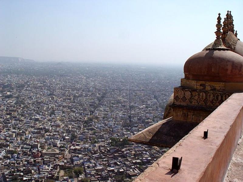Достопримечательности Джампура