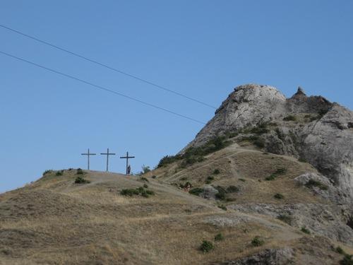 крестный путь Иисуса