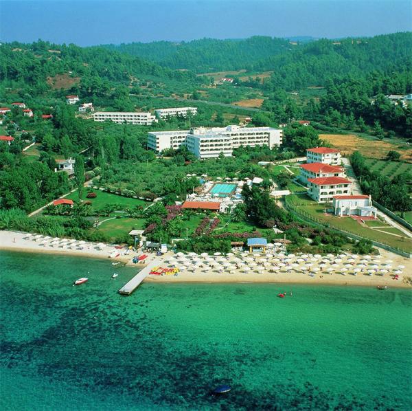 Отдых на греческом острове Кассандра