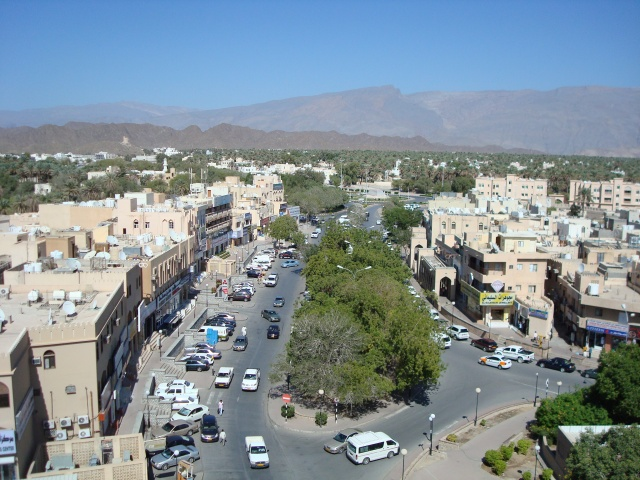 Город Омана - Салала