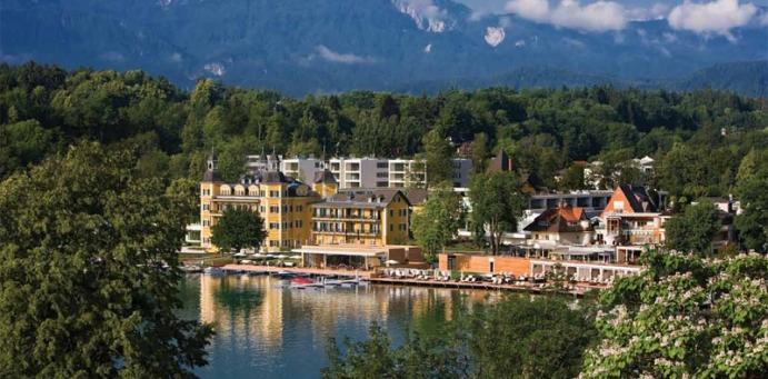 Австрийский курорт Фельден