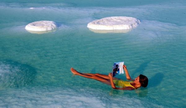 Отдых на курортах Мертвого моря
