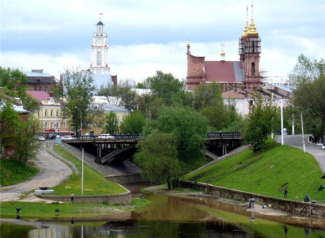 Путешествие в Витебск