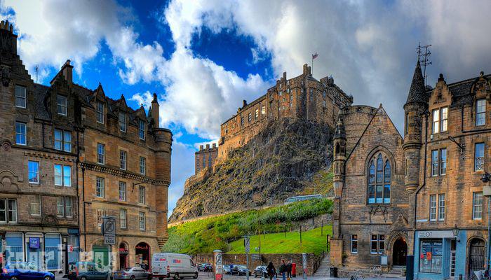 Достопримечательности Эдинбурга