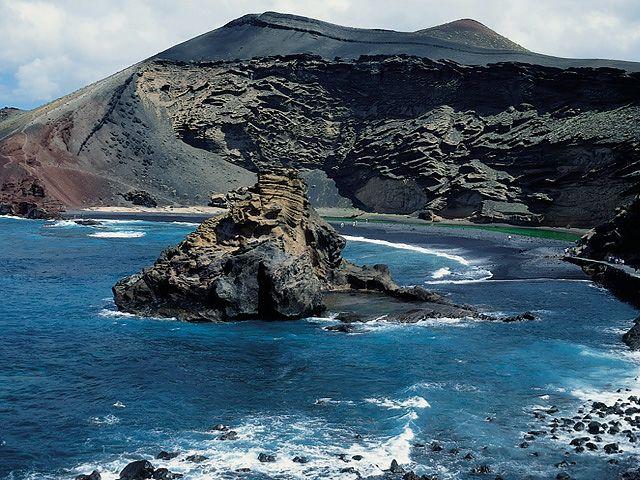 Путешествие на остров Лансароте