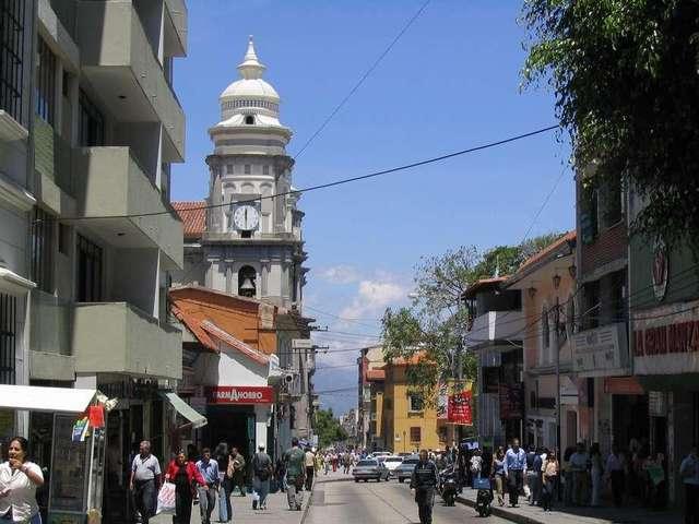 Мексиканский город Мерида