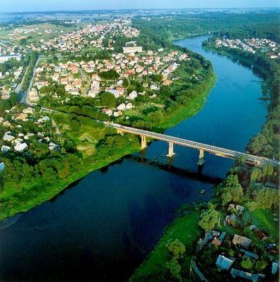 Путешествие в Литву - Алитус