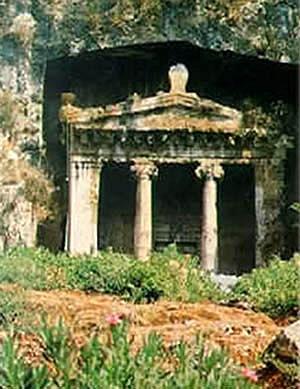 Гробница Аминтос