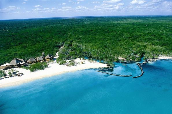 Ривьера Майя - первоклассный отдых на мексиканском побережье