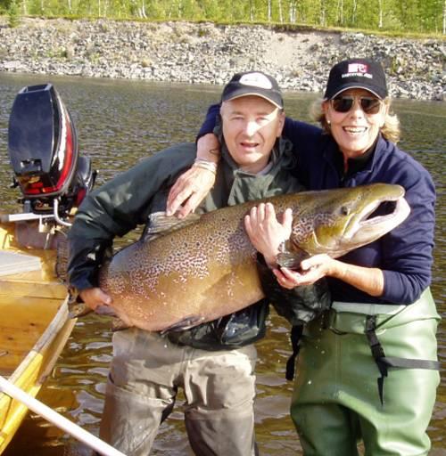 рыбалка Норвегия
