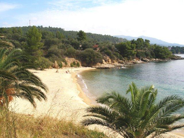 пляжи Ситонии